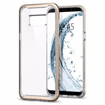 SPIGEN Neo Hybrid Crystal Case for SAMSUNG Galaxy S8 Plus (GoldMaple)