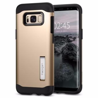 SPIGEN Slim Armor Case for SAMSUNG Galaxy S8 Plus (Gold Maple)