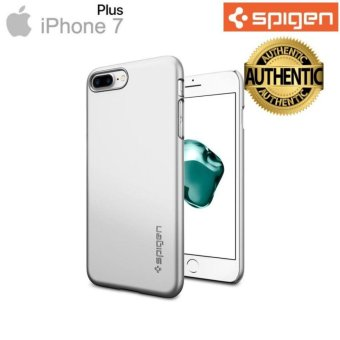 Spigen Thin Fit case for iphone 7 Plus 5 Colors Best Price - intl