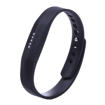 Sport Silicone Wrist Band Strap Bracelet For Fitbit Flex 2 SmartWatch - intl