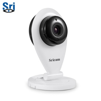 Sricam SP009 1280x720 720P HD Indoor Wireless Security Camera (White)