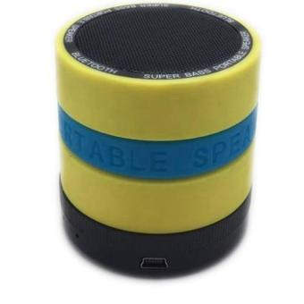 Sunsonic Super Bass Portable Speaker (Yellow)