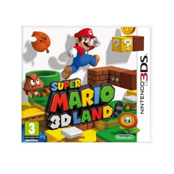 Super Mario 3D Land Video Game for Nintendo 3ds Price Philippines