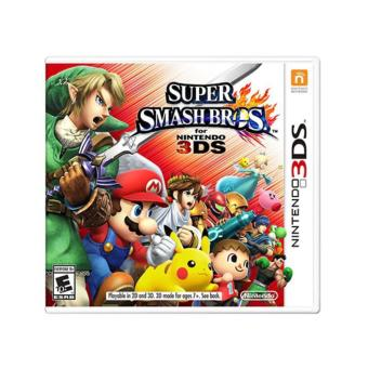 Super Smash Bros NINTENDO 2DS 3DS GAME BNEW CONDITION