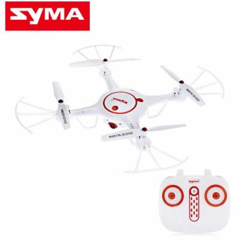 Syma X5UC 2MP HD Camera 2.4GHz 4 CH 6-Axis Gyro Headless ModeQuadcopter Drone (White)