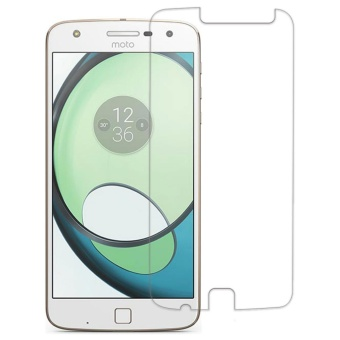 Tempered Glass For Motorola Moto Z Play (Clear)