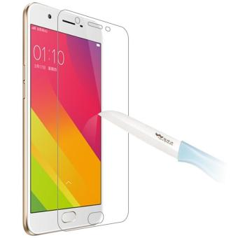 Tempered Glass Full Screen Protector HD For Oppo A37 (Clear)