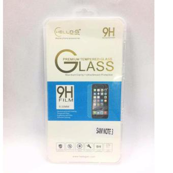 Tempered Glass Screen Protector for Samsung Note 3 (Clear)