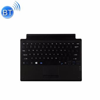 TH13 For Microsoft Surface Pro 3 and Pro 4 Bluetooth Wireless Keyboard With Touchpad(Black) - intl