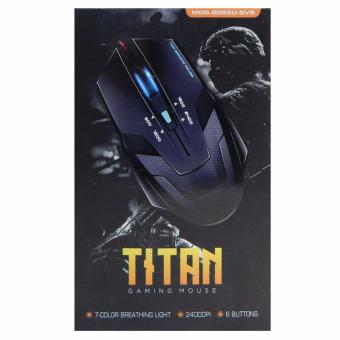 TITAN Gaming Mouse MOS-G052U-SVS Price Philippines