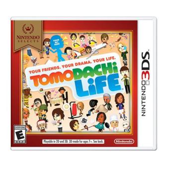TOMODACHI LIFE NINTENDO 2DS 3DS GAME BNEW CONDITION