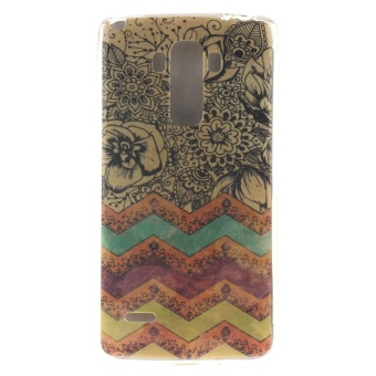 TPU Flexible Soft Case for LG G Stylo / LG G4 Stylus LS770 (Wave) -intl