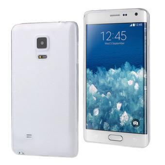 TPU Gel Case For Samsung Galaxy Note Edge N9150 (Clear) - intl