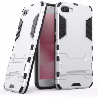 TPU+PC Neo Hybrid Phone Back Cover Case for Asus Zenfone 4 Max ZC554KL - intl