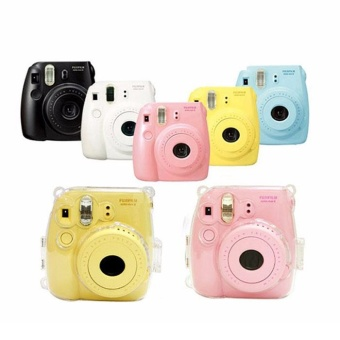 Transparent Case Cover Protective Bags For Fuji FujiFilm Instax Mini 8 Camera - intl