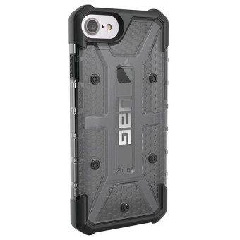 UAG Plasma Series TPU Rubber Case For Iphone 5s / Iphone SE (Black)