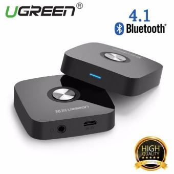 UGREEN Mini Bluetooh 4.1 Audio Receiver Wireless Adapter for Home Audio Music Car Speakerphone Price Philippines
