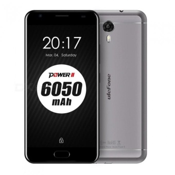 Ulefone Power 2 Android 7.0 Smartphone w/ 4GB RAM 64GB ROM - Gray - intl