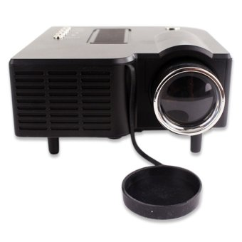 UNIC UC28+ Mini Projector with HDMI Multimedia Player (Black)