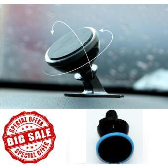 Universal 360 Degree Magnetic Car Holder For iphone and Android Mobile Phones Car Mount