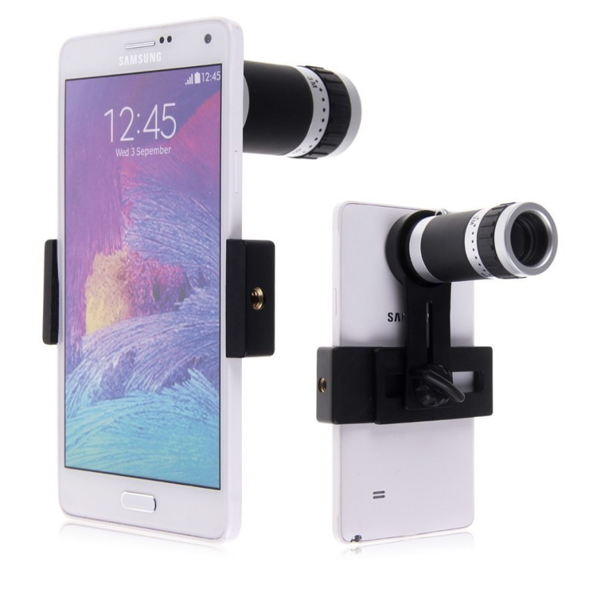 Universal 8X Optical Zoom Telescope Camera Telephoto Lens For iPhone Samsung