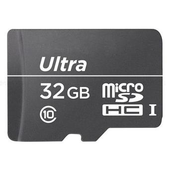 USB 3.0 Micro SD Card 32GB More Than Class10 in USB 3.0 UHS-1 Memory Card Flash Microsd for Smartphone - intl
