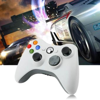 USB Wired Joypad Gamepad Controller For Microsoft Xbox And Slim 360 PC Windows 7