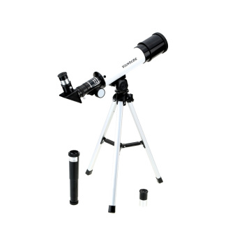 Visionking 360/50mm Monocular Space Astronomical TelescopeRefractor Scope with Tripod