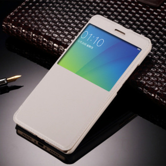VIVO y51a/y51 flip-style leather cover phone case
