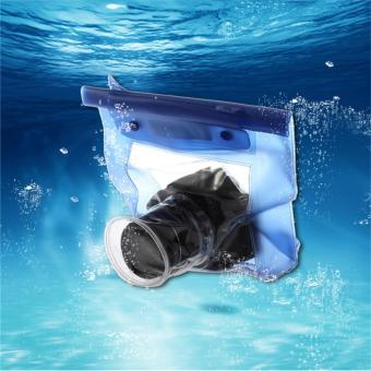 Waterproof Underwater Housing Camera Case Dry Bag for Canon 5D/7D/450D/60D- Intl