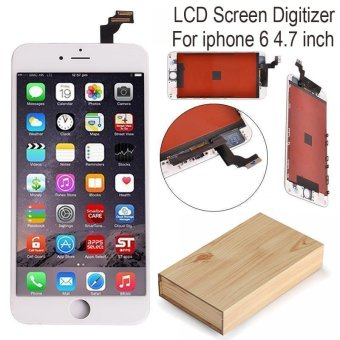 White For 4.7' iPhone 6 LCD Assembly + Touch Screen Digitizer Replace Tools White - intl