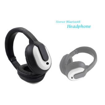 Wireless Bluetooth Headphone Earphone Phone Headset HandfreeUniversal For All Phone(Black)