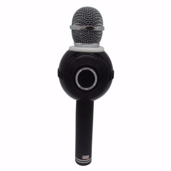 WS-878 Karaoke Microphone and Wireless Bluetooth Hi-Fi Speaker Price Philippines