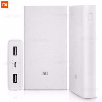 Xiaomi Mi 20000mAh Power Bank (White)