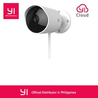Presyo ng YI Outdoor Security Camera Cloud Cam Wireless IP