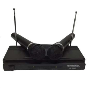 XTREME WIRELESS MICROPHONE (XM-368A) Price Philippines