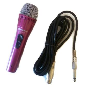 Xtreme XM-310 Professional Precision Crafted Microphone (Violet) Price Philippines