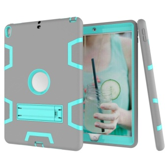 YBC Tablet Case With Stand Shockproof Protective Cover For AppleiPad Pro 10.5 Inch - intl