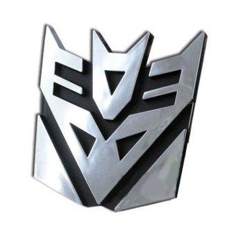 Bolehdeals Power 3d Chrome M Logo Emblem Badge Sticker Decal For Bmw Source · Transformer Decepticons Solid Metal Steel Emblem