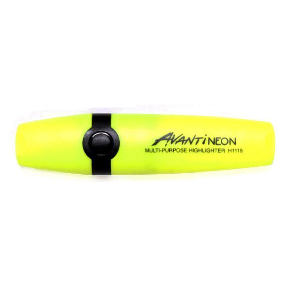 Image of Avanti NEON Highlighters - Neon Yellow