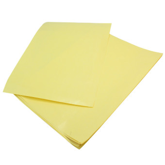 10 Sheets A4 Heat Transfer Paper Accessories Yellow for DIY PCB Circuit Board - Intl