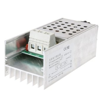 10000 W High Power SCR BTA10 Electronic Voltage Regulator SpeedController - intl