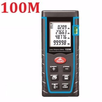 100M Laser Distance Meter Range Finder Build Test Tool - intl