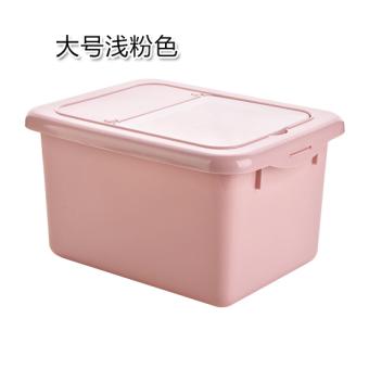 10kg Plastic Kitchen Equipment Rice Box Rice Bucket Kitchen Storage  Accessories Food Storage Dispensers