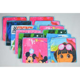 12 Pieces JJF Cannon Hand Towels -S2 Price Philippines