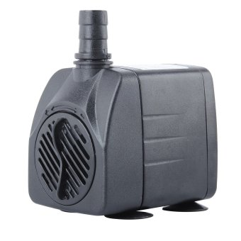 1500LPH Multi Functional Mini Submersible Pump for AquariumFountain Pond Fish Tank Water Feature Pump(1500L/H) - intl