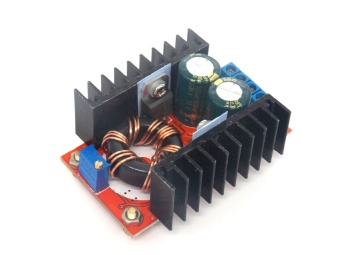 150W Boost Converter DC-DC 10-32V to 12-35V Step Up Voltage Charger Module - intl