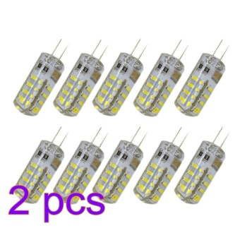 20pcs G4 AC 220V 2.5W SMD 3014 32-LED Light Bulb Lamp (White) -intl