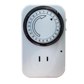 24 Hours Auto Switch Off Timer power Outlet Energy Saver
