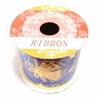 2.5 inches wide Christmas Decorative Ribbon Price Philippines